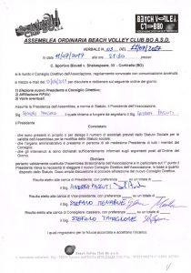 Assemblea 11.7.17 Fipav + direttivo