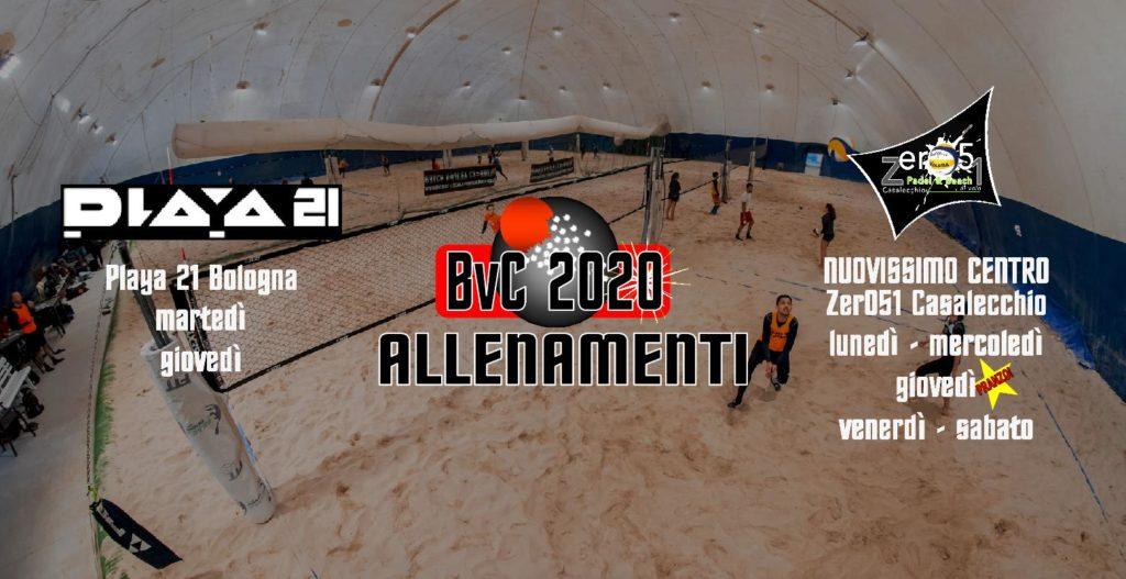 Beach Volley Club BO Scuola Federale Bologna